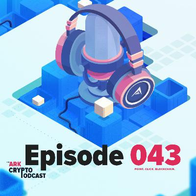 ARK Crypto Podcast #043 - Devnet Bounty Campaign, Launching a Node From Start to Finish