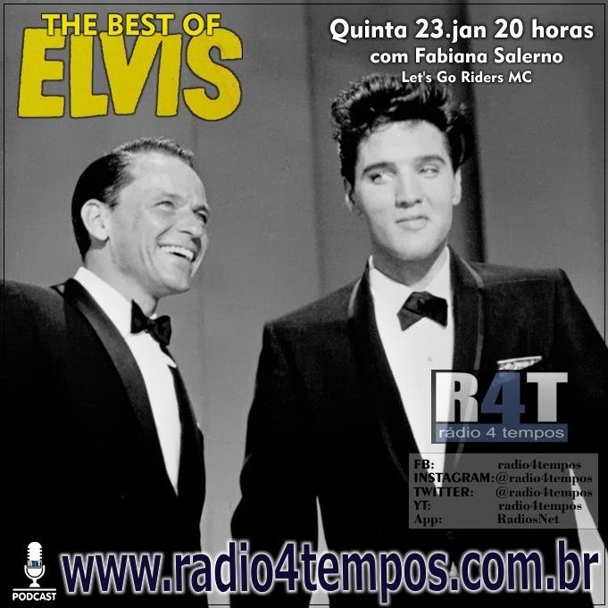 Rádio 4 Tempos - The Best of Elvis 96:Rádio 4 Tempos