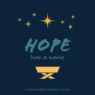 Hope has a Name \\ Pastor Steven Neill