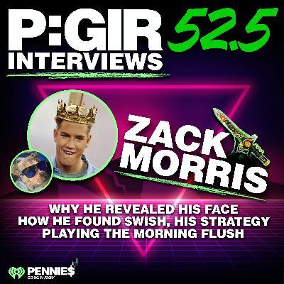 Episode 52.5: Zack Morris Interview Pt. II