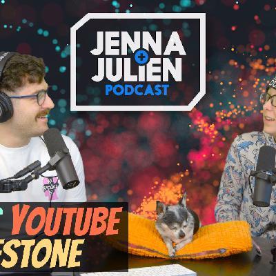 Podcast #249 - Jenna's YouTube Milestone