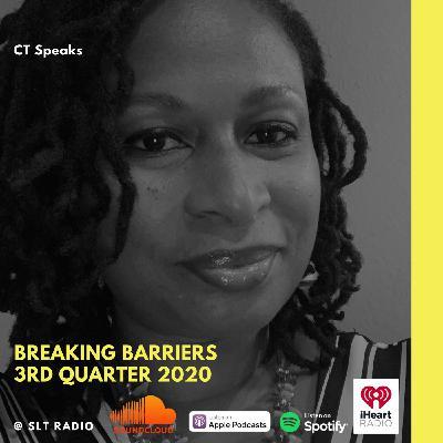 6.23 - GM2 Leader - Breaking Barriers 3rd Quarter 2020 - CT Speaks (Host)