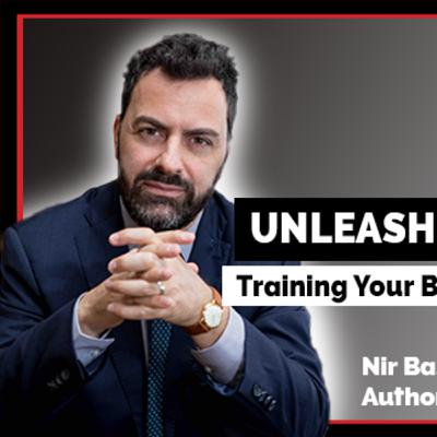 Ep. 170 How To Unleash Creativity || Nir Bashan, Author of The Creator Mindset