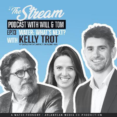 Ep 13: Urban water innovation, dogs & TikTok with Kelly Trott