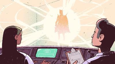 We Buy A Superhero 3: Resurrection