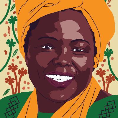 Wangari Maathai read by Melinda Gates