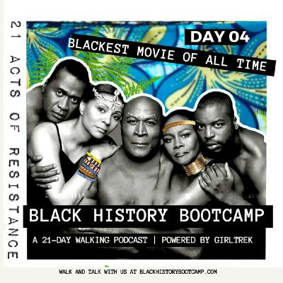 Day 4: Roots - The Blackest Movie of All Time