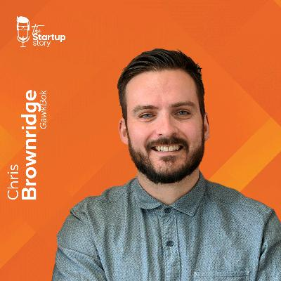 Chris Brownridge, founder of GawkBox