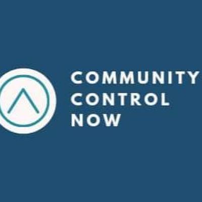 Community Control Now 1