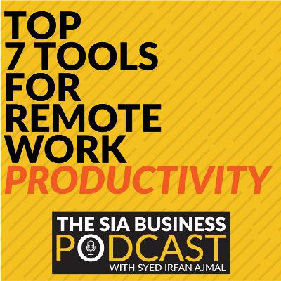 👨‍🔧 Remote Work Productivity - Our Top 7 Tools [S03E02]