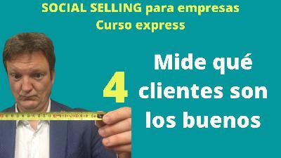 #171 - Cómo sacar al cliente de redes sociales y medirlo   - LinkedIn Sencillo para empresas