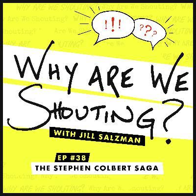 The Stephen Colbert Saga