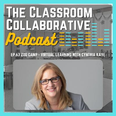Zoo Camp! Virtual Learning and Engagement with guest Cynthia Kaye