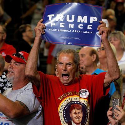 Republicans Continue To Call For Civil War
