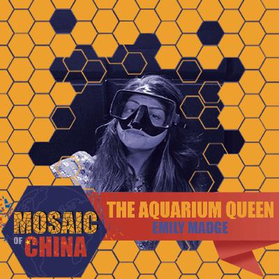 The Aquarium Queen (Emily Madge, Asia Head of Conservation, Sea Life)