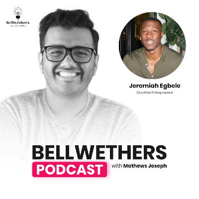 Jeremiah Egbele, Founder of Elyon & Co-Founder of TwoOrMore, Sole Enhancements & WavOnCue