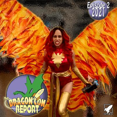 The 2021 Dragon Con Report Episode 2