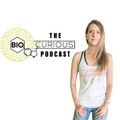 87. Women's Biohacking with The Warrior Woman Kristin Weitzel