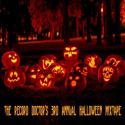 Episode 157 - The Doctor's 3rd Annual Halloween Mixtape feat. Interview with Generik