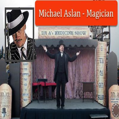 Michael Aslan-Magician