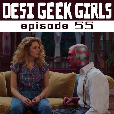 WandaVision episodes 3 - 5 and Mass Effect