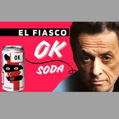 CUANDO FRACASAS POR SER BRILLANTE: EL FASCINANTE CASO OK SODA de COCA COLA
