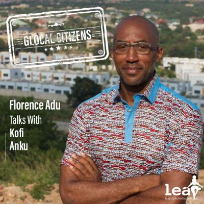 Episode 72: Developing Visionary Spaces with Kofi Anku