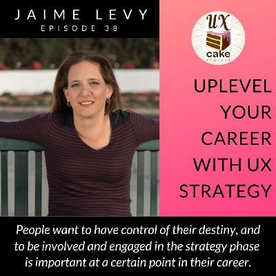 Uplevel Your Career With UX Strategy