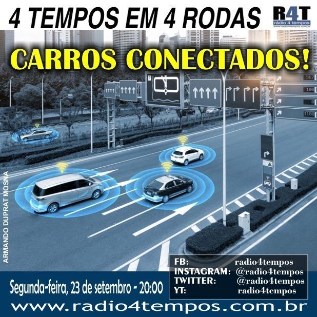 Rádio 4 Tempos - 4 Tempos em 4 Rodas 24:Rádio 4 Tempos