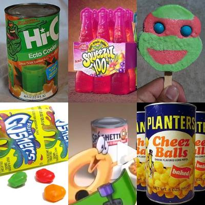 Top 5 Snacks from the 90's Ep. 171
