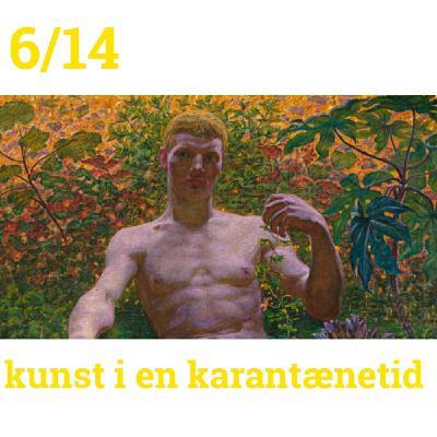 Karantæne dag 6 - med Rasmus Kjærboe & Julie Wieth