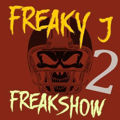 Freakshow #02 - Digitally Mixed By Freaky J