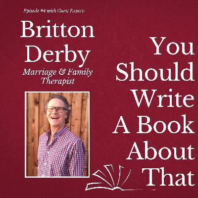 Britton Derby - Limo Driver, Bellman... Therapist