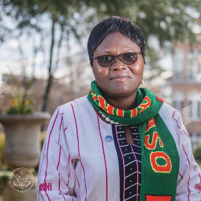 Une Histoire de Courage - Claire Ouedraogo