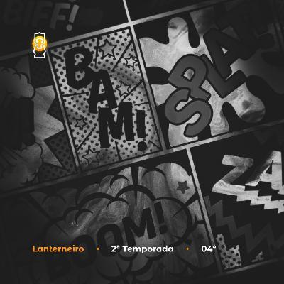 Lanterneiro 04 - Histórias em Telinhas: HQs no meio digital