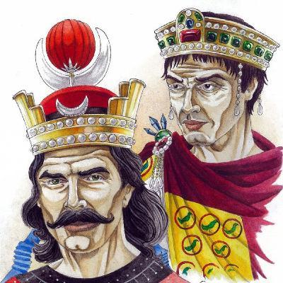 Khosrau vs Giustiniano (540-542) - Ep. 75