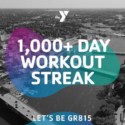 Eric Wilson's 1,000+ day workout streak