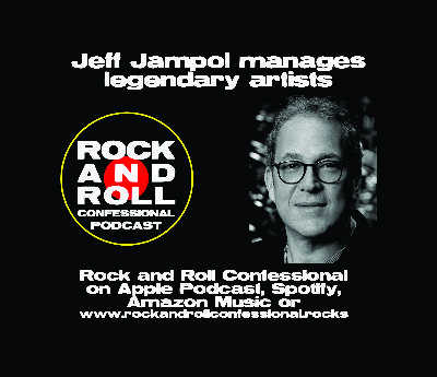 Jeff Jampol manages the legacy of artists - He talks about the new Jim Morrison book along with what it takes to manage non-performing artists