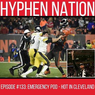 Episode #133: Emergency Pod - Hot In Cleveland