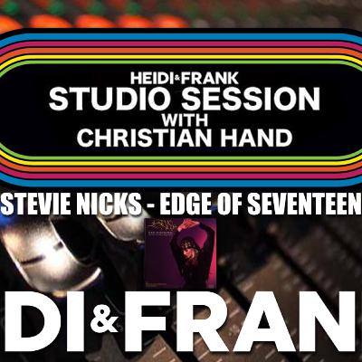 HF Studio Session With Christian James Hand 04/05/21