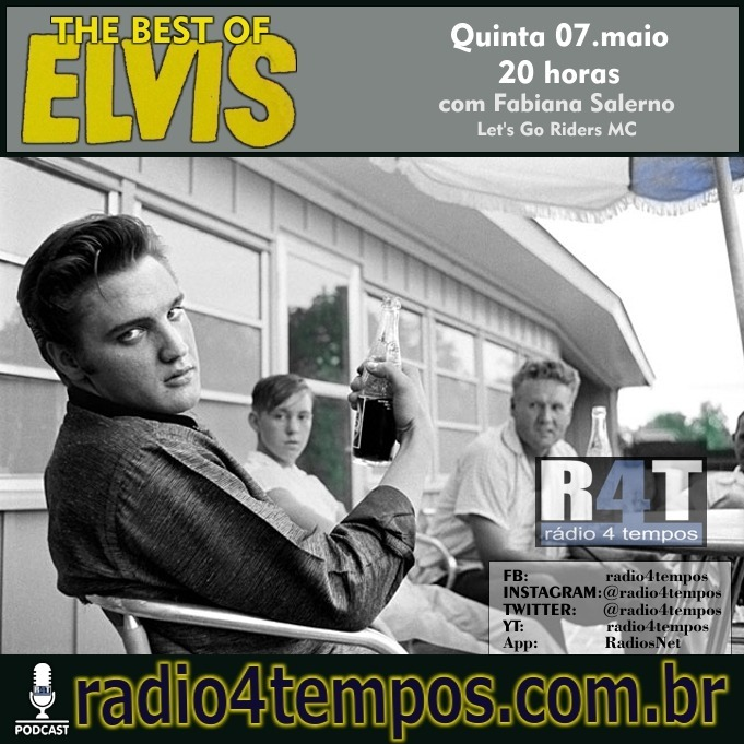 Rádio 4 Tempos - The Best of Elvis 106:Rádio 4 Tempos