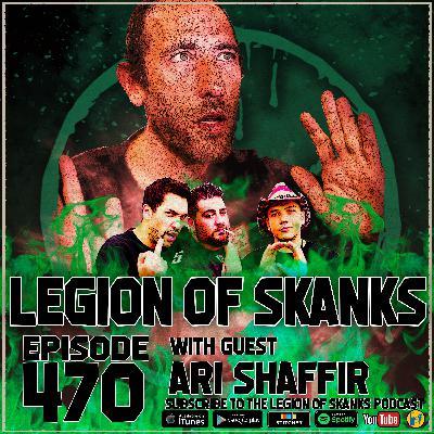 Episode 470 - Bubble Gum Shortage - Ari Shaffir