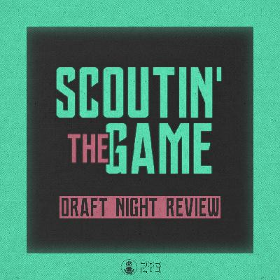 Scoutin' The Game: Draft Review 2021