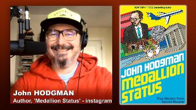 Triangulation 421: John Hodgman: Medallion Status