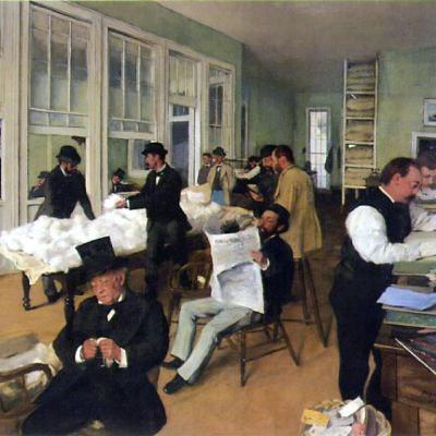 LETTERS READ: The Letters of Edgar Degas