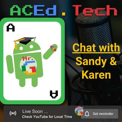 Chat with Sandy and Karen