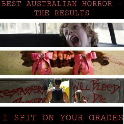 Best Australian Horror - The Results