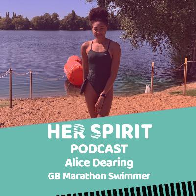 Marathon swimmer Alice Dearing talks to Annie and Louise about her life into swimming and then open water swimming. And being one of the co-founders of the Black Swimming Association.