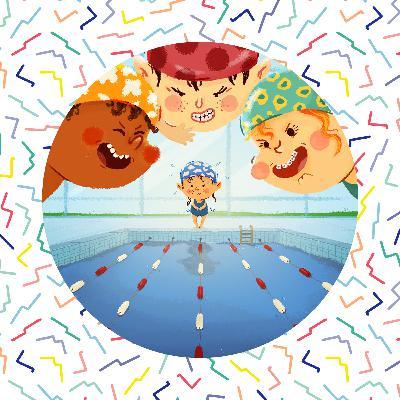 Panique à la piscine