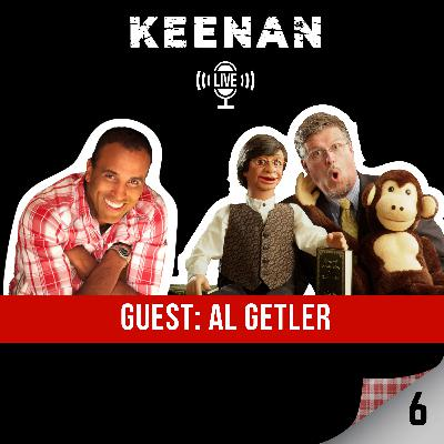 Keenan LIVE 6 with Al Getler